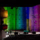 Test pattern for the projection of PHARUS Mariendom Neviges